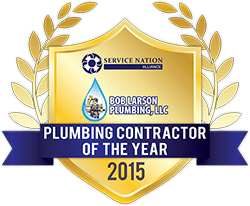 Service Nation Alliance Plumbing Contractor of the Year 2015